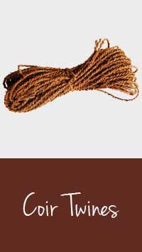 coir twines